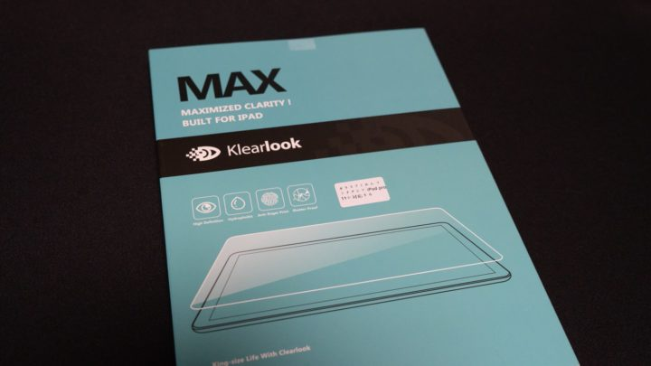 iPad Pro アンチグレアフィルム ガイド枠付属で貼りやすい!おすすめ!