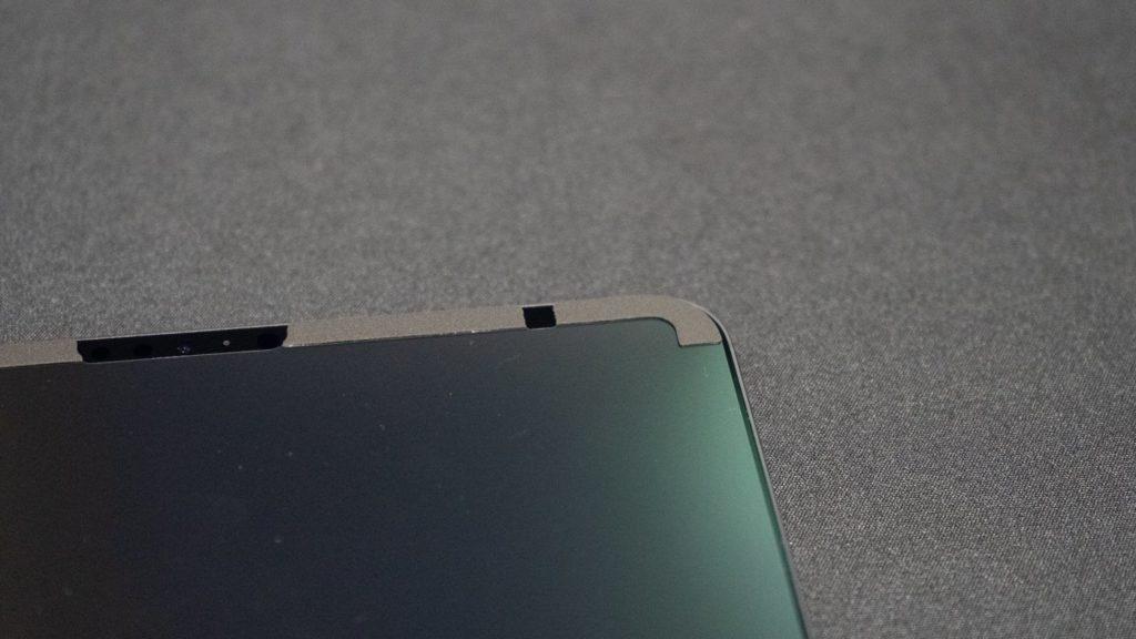 iPad Pro 覗き見防止フィルム
