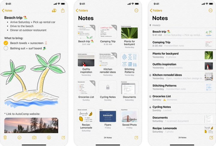 メモ iPhone仕事効率化アプリ