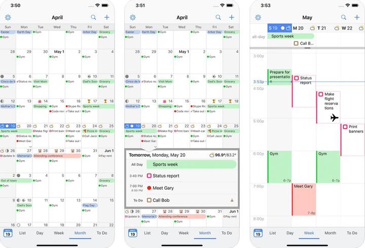 BusyCal|スケジュールとリマインダーを一元管理