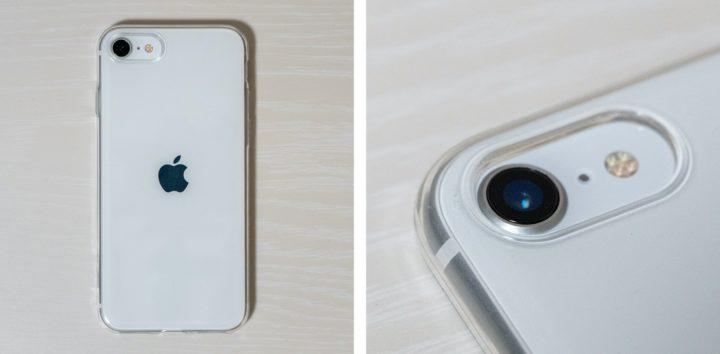 iPhone SE対応【ESR】シンプルなTPUクリアケース