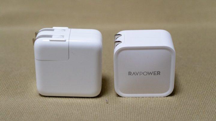 Apple純正30W USB-C充電器とRP-PC112
