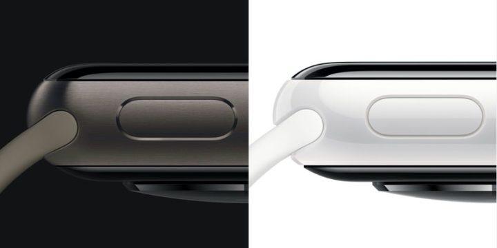 Apple Watch Series 5の「チタニウムケース」と「セラミックケース」