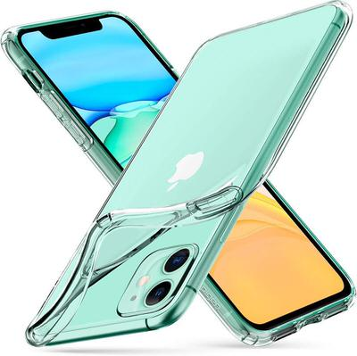 【Spigen】リキッド・クリスタル iPhone 11