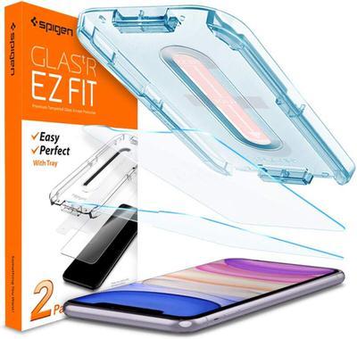 【Spigen】Glas.tR EZ Fit iPhone 11