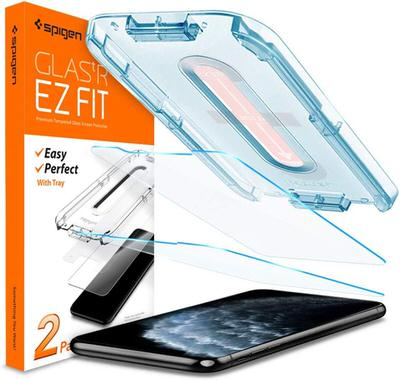 【Spigen】Glas.tR EZ Fit iPhone 11 Pro