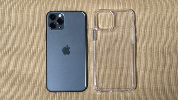 Spigen「ウルトラ・ハイブリッド」レビュー!耐衝撃に優れるiPhone 11 Proクリアケース