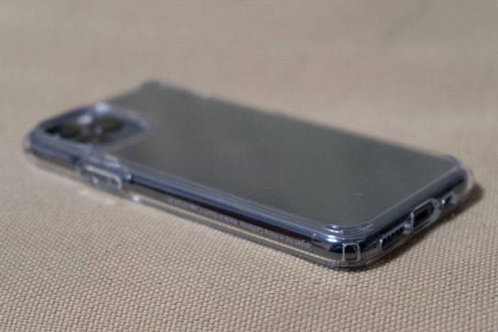 ウルトラ・ハイブリッド iPhone 11 Pro ケース四隅に「エアークション」を搭載