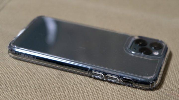ウルトラ・ハイブリッド iPhone 11 Pro 厚手のバンパー