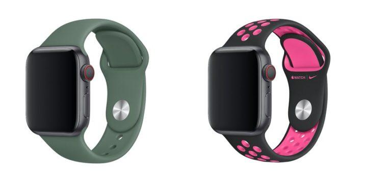 Apple Watchバンド スポーツバンド