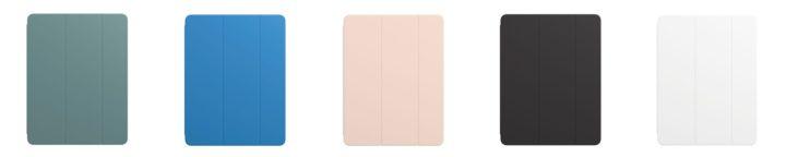 iPad Pro Smart Folioのカラーバリエーション