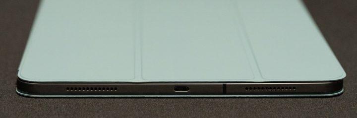 iPad Pro Smart Folio 側面はノーガード