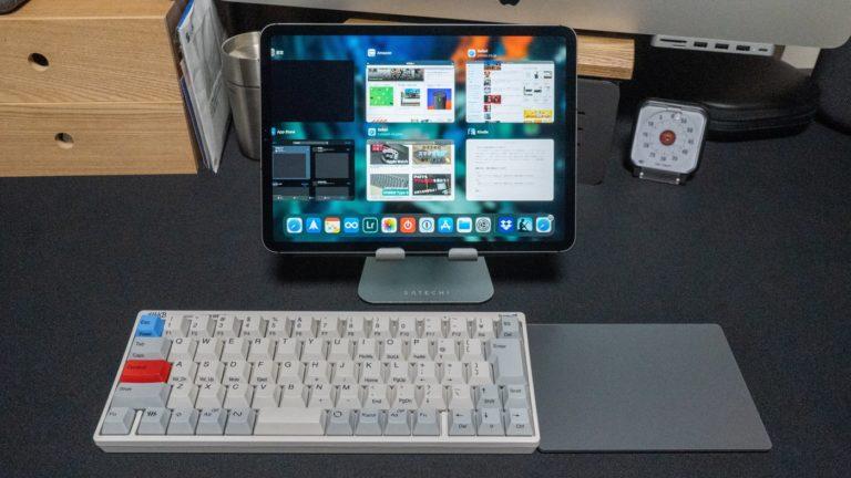 【iPadOS 13.4】iPad × トラックパッドでなにが便利になる?