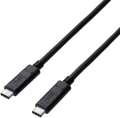 【エレコム】USB3.1Gen2 USB-Cケーブル(5A出力)