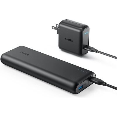 【Anker】PowerCore Speed 20000 PD(USB充電器付属)