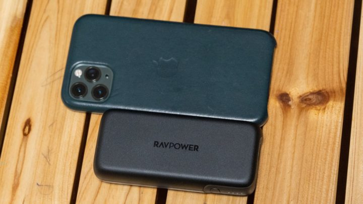 RAVPower RP-PB186 コスパで選ぶならこれ!PDとQC 3.0に対応