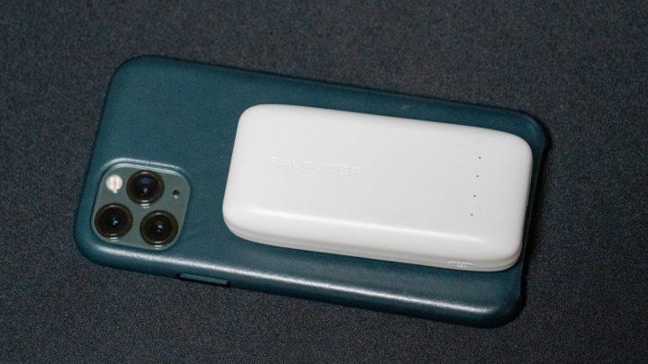 RAVPower RP-PB060 手に収まるコンパクトさが魅力!