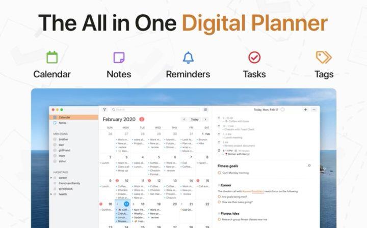 NotePlan 2|カレンダーとメモアプリ