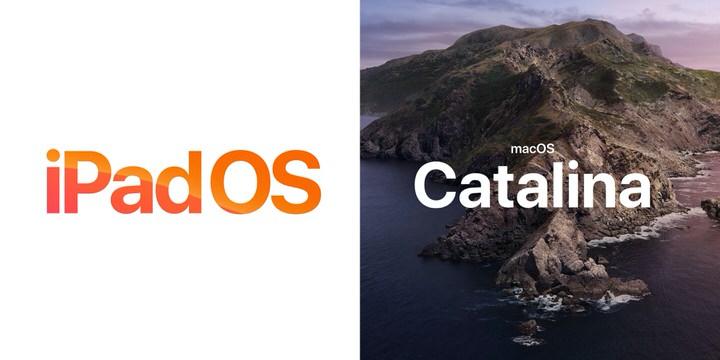 iPadOSとmacOS