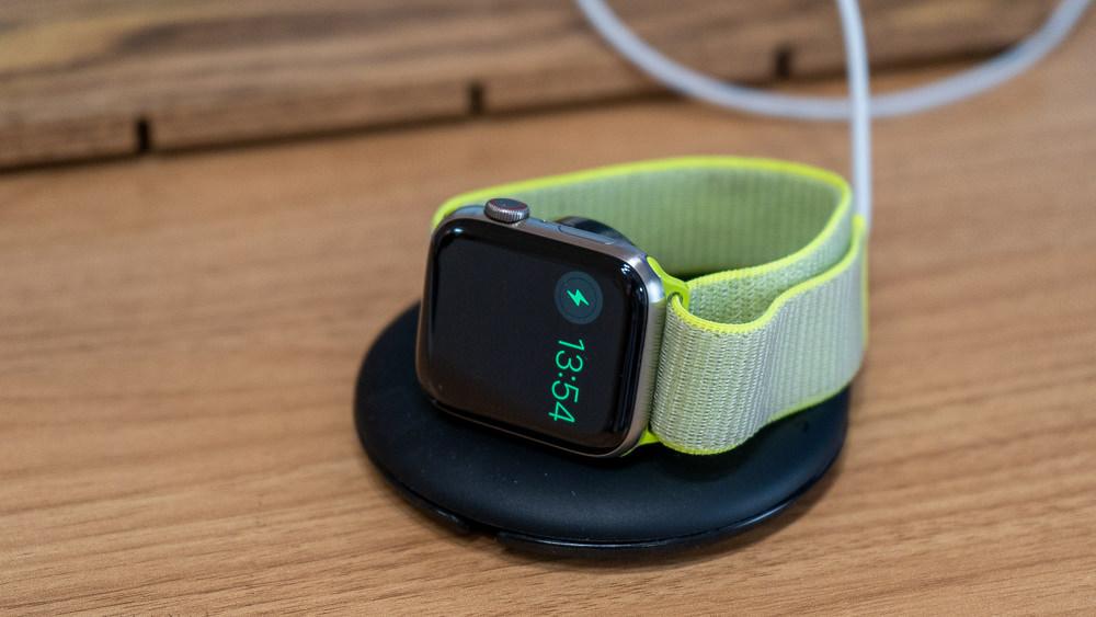 Apple Watchのバッテリー持続時間