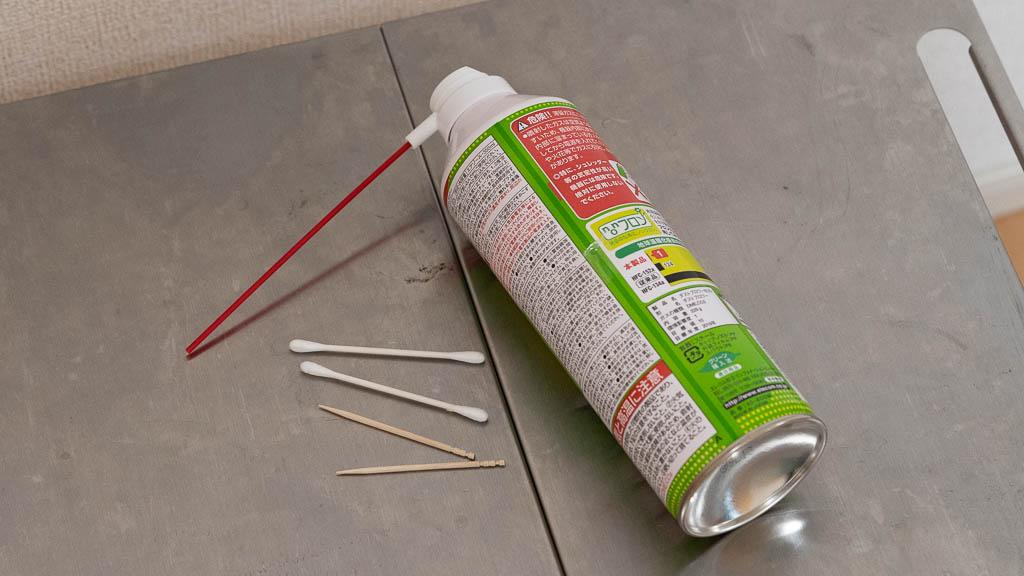 スマホ 充電できない 爪楊枝や綿棒、エアダスターを使った清掃は推奨されていないので注意