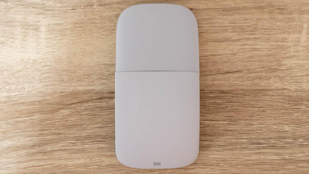 Arc Mouseのタッチセンサー