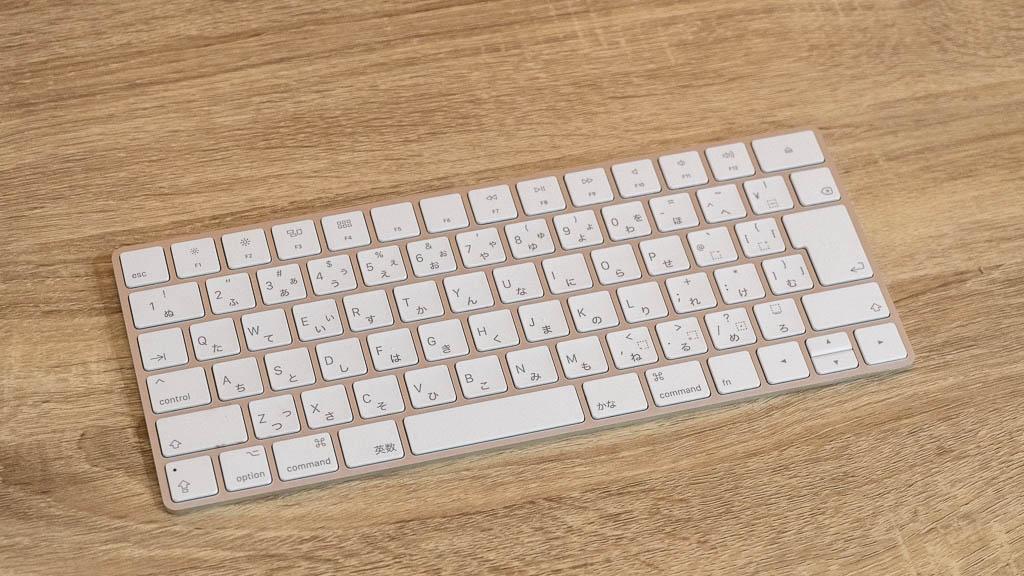iPadで使うBluetoothキーボード