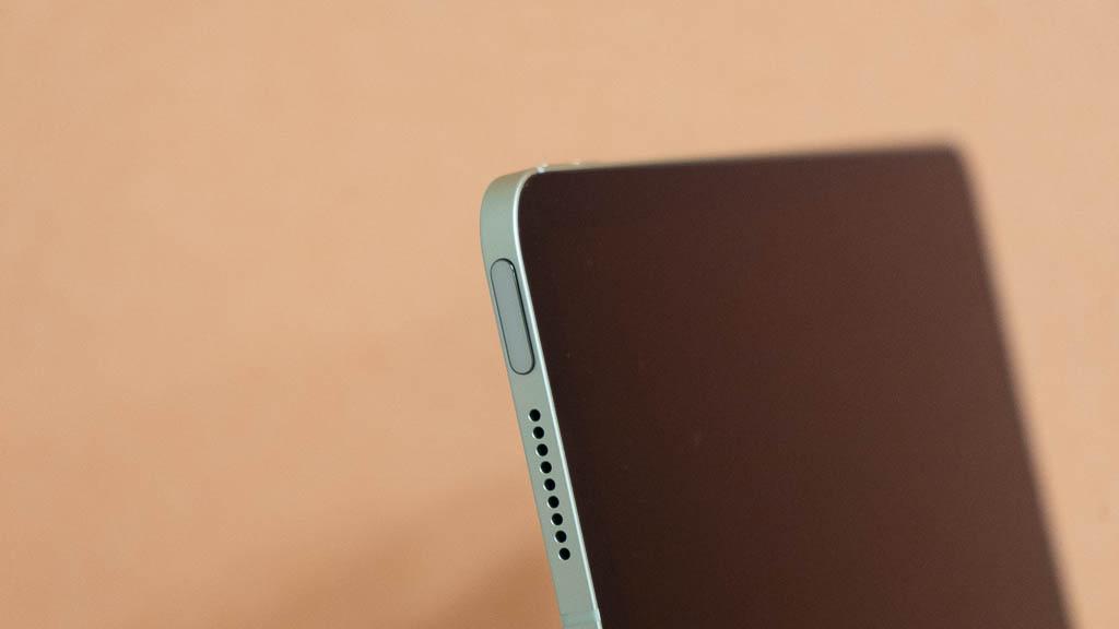 iPad Air(第4世代)のTouch ID