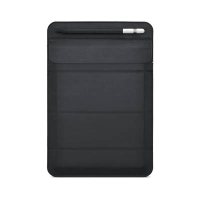 【Decoded】Leather Foldable Slim Sleeve for iPad