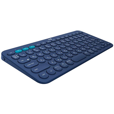【Logicool】マルチペアリング対応のBluetoothキーボード(K380)