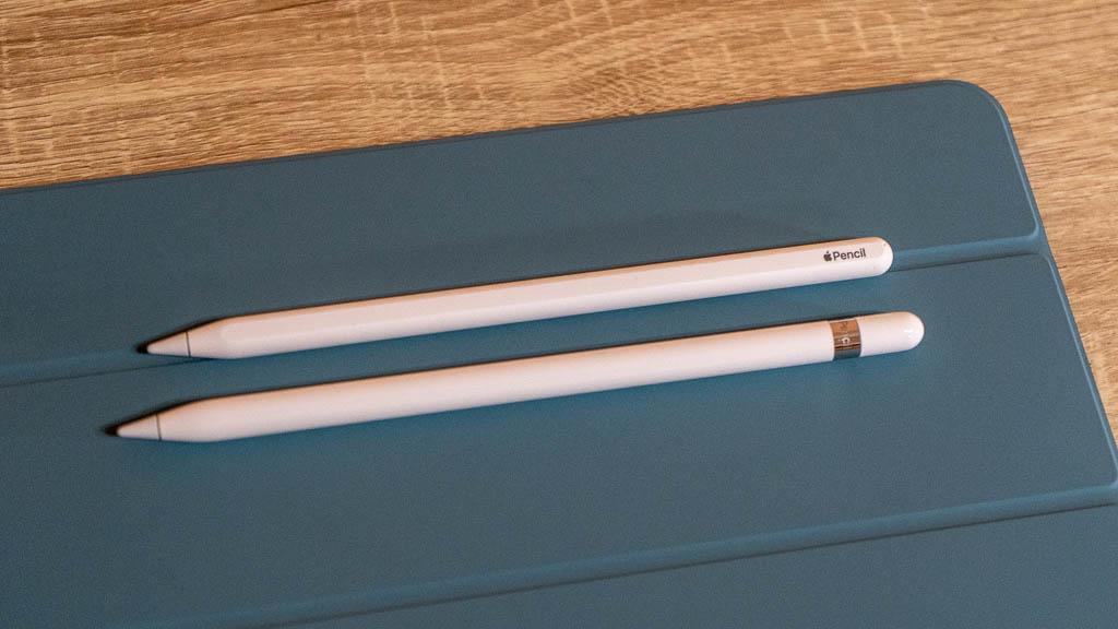 Apple Pencil 第1世代と第2世代