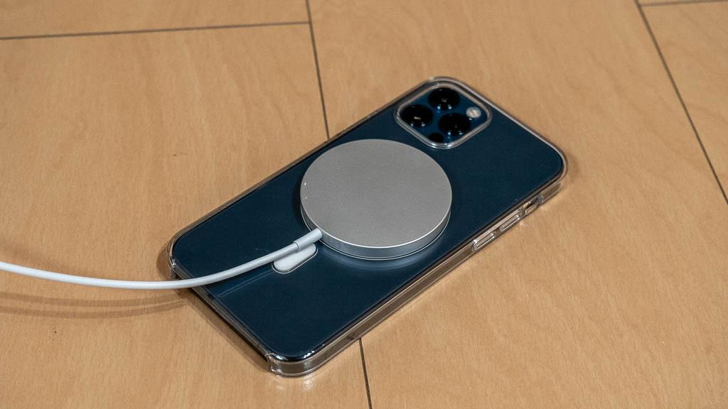MagSafe充電器の発熱