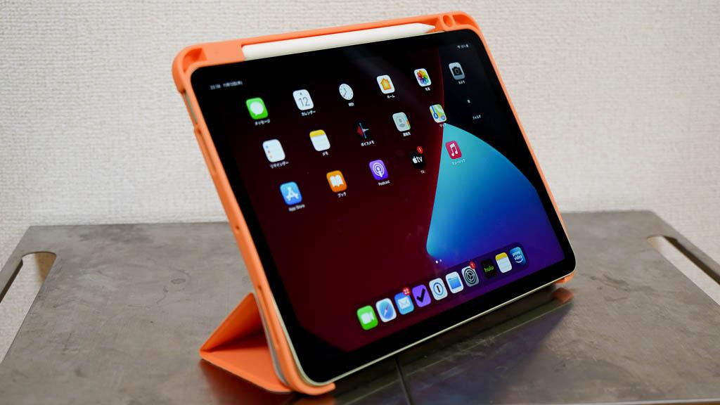 iPad Airケース Apple Pencil収納