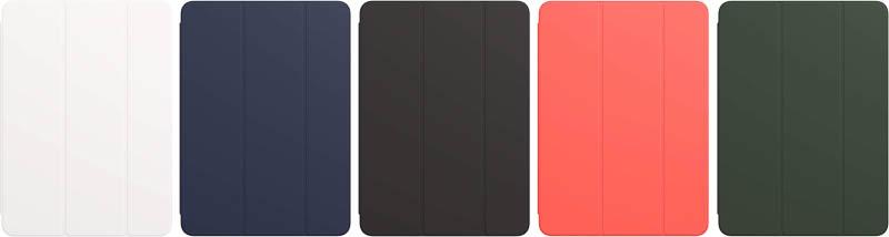 iPad Air(第4世代)用Smart Folio カラーラインアップ