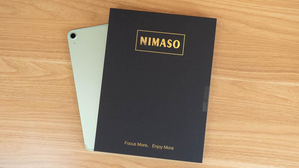Nimaso iPad Air 第4世代 ガラスフィルム