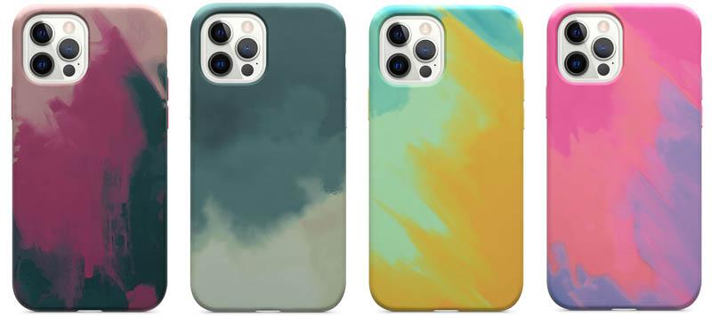 OtterBox Fgura Series Case カラーラインアップ