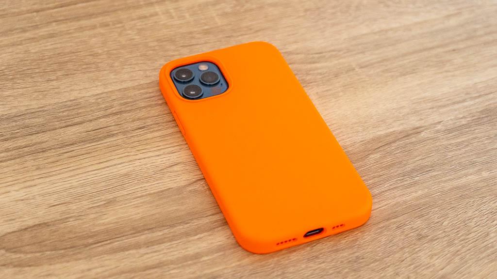 Miracase iPhone 12 Pro シリコンケース