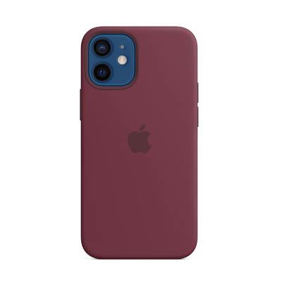【Apple】MagSafe対応iPhone 12 miniシリコーンケース