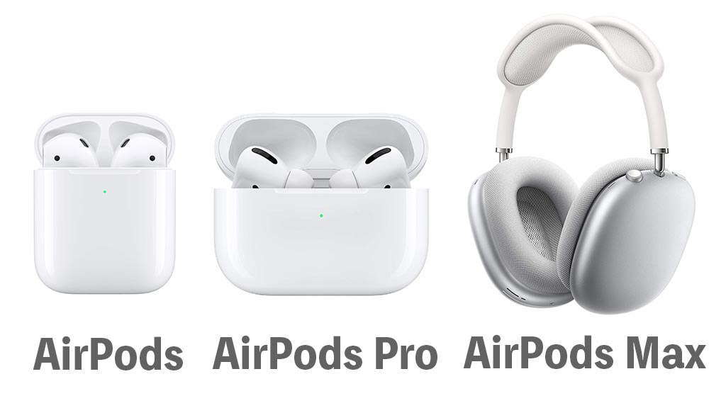 AirPods/AirPods Pro/AirPods Max