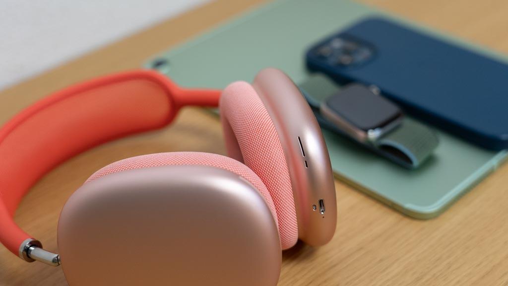 AirPods Max Appleデバイスとの連携