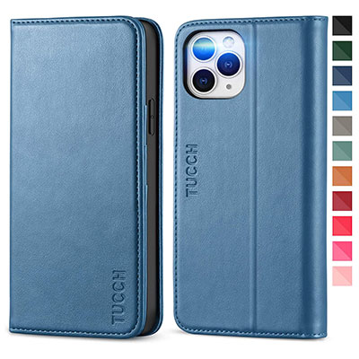 【TUCCH】コスパよし!選びやすい価格の手帳型ケース iPhone 12 Pro Max