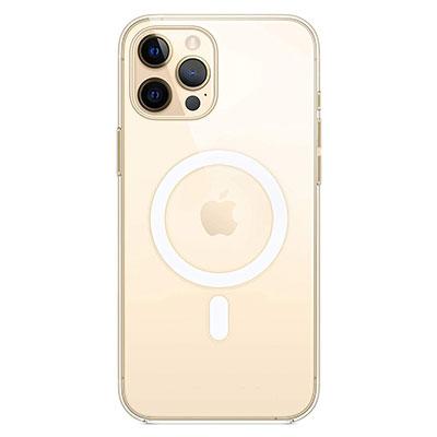 【Apple】MagSafe対応iPhone 12 Pro Maxクリアケース