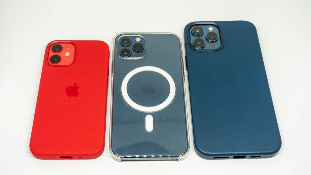 iPhone 12 Pro Max Apple純正ケース