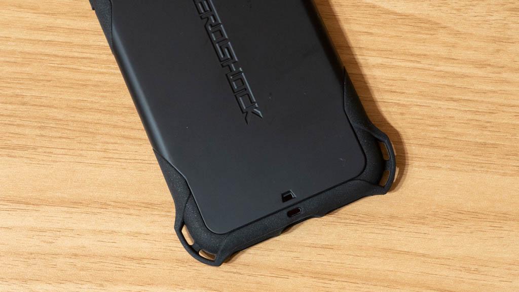 エレコム ZEROSHOCK iPhone 12 Pro Max