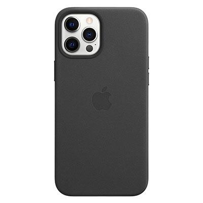 【Apple】MagSafe対応iPhone 12 Pro Maxレザーケース