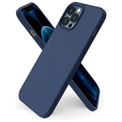 【ORNARTO】カラーが選べるシリコンケース iPhone 12 Pro Max