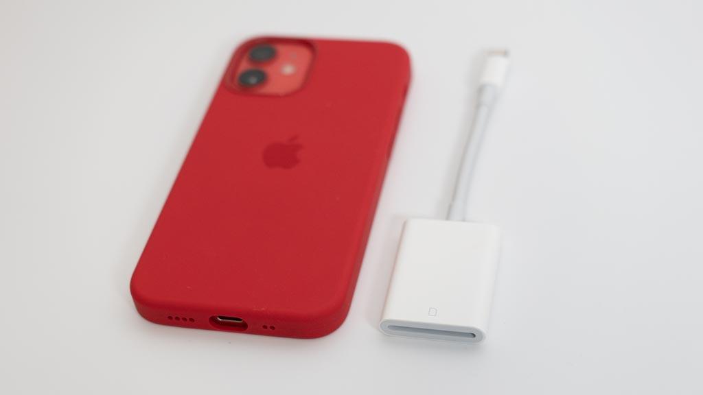 Apple Lightning - SDカードリーダー
