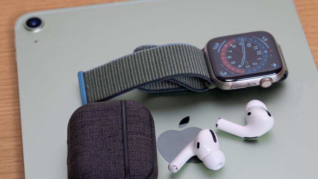 AirPods Pro Appleデバイスとの連携