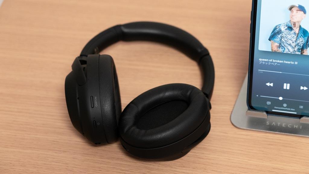 SONY WH-1000XM4とiPhone
