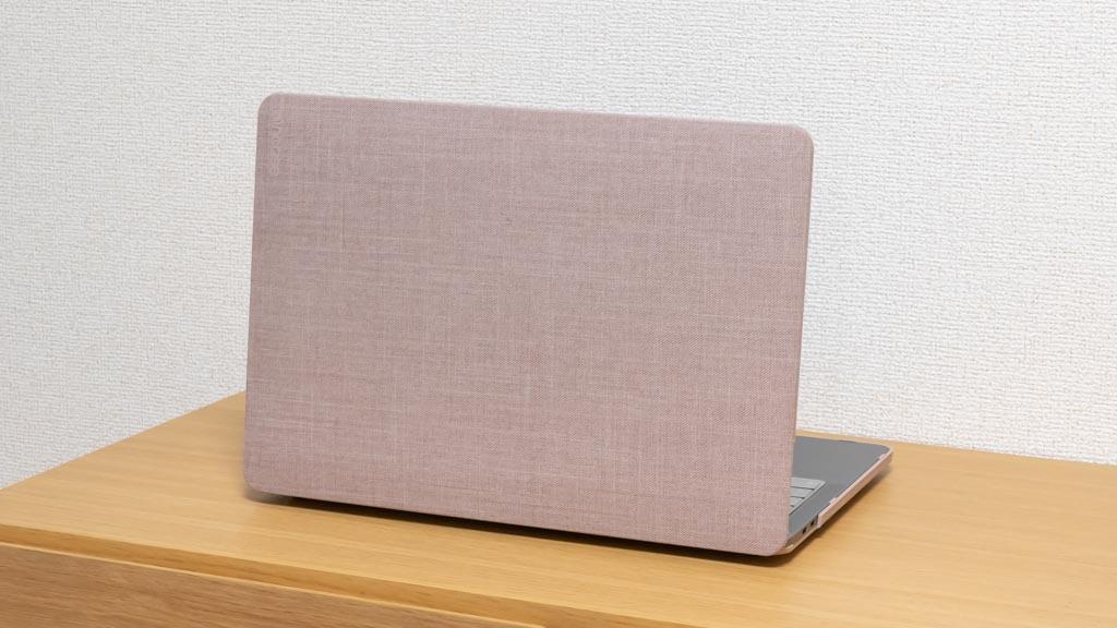 Incase Textured Hardshell in Woolenex MacBookシェルカバー